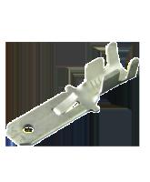 805501BL2 Uninsulated Male Spade Terminal