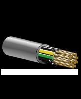 FLEXTEL3G0.5 3A 5.1mm Flexible Control Cable – 2 Cores + Earth