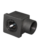 DP9343931 DIN Plug 2 Pin + Earth