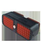 DRC16-70SA Deutsch DRC Series Plug – 70 Sockets