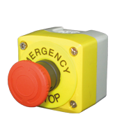 QVTMS02 Plastic Emergency Stop Switch