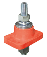 QVC1925 400A Double Insulated Terminal Stud – Red