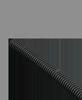 CST725 Split Tubing 7mm ID – 25m Roll
