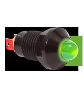 LEDPLGMV Green LED Heavy Duty Pilot Lamp