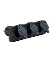 QVPSFM3AAE Triple Flush Mount Accessory / Accessory / Engel Socket