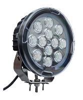 QVSL120S 120w High Powered Round LED Spotlight – Spot Beam