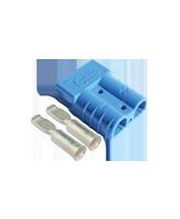 QVSY50L 50A Blue Anderson Plug