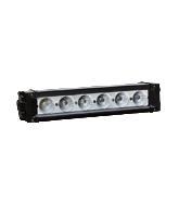 QVWL6V10F 60W High Powered LED Bar Lamp – Flood Beam