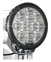 QVSL120Sv2 120w High Powered Round LED Spotlight – Spot Beam