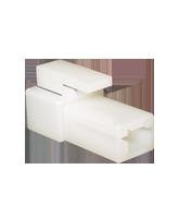 1M-312 1 Pin QL Type Connector Plug Housing