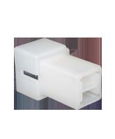 2M-312 2 Pin QL Type Connector Plug Housing