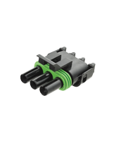 QV12015793 3 Circuit Male Packard Housing