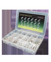 QVBCLKIT Battery Lug Assortment Kit
