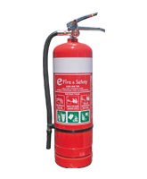 FE45KGM 4.5KG Fire Extinguisher With Metal Bracket