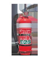 FE25KGM 2.5KG Fire Extinguisher With Metal Bracket