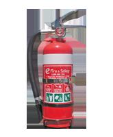 FE15KGM 1.5KG Fire Extinguisher With Metal Bracket