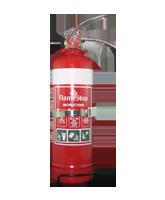 FE1KGM 1KG Fire Extinguisher With Metal Bracket