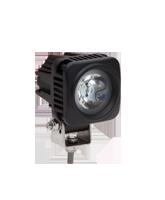 QVWL10WS 10W High Powered LED Worklamp – Spot Beam