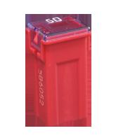 QVJTF050 50A Mini Female Plug-In Fusible Link