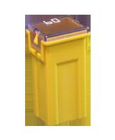 QVJTF060 60A Mini Female Plug-In Fusible Link