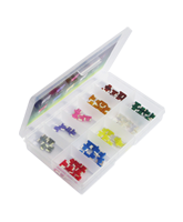 QVLPMKIT Low Profile Mini Blade Fuse Assortment Kit