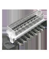 FB1008 8 Way Standard Blade Fuse Box