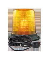 QVRB162TM Heavy Duty Magnetic LED Rotating Beacon
